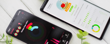 Samsung Health vs Apple Активность