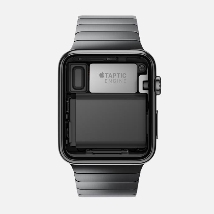 Apple Watch Taptic Engine