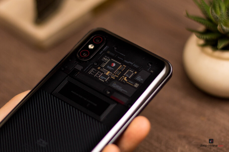 Xiaomi Mi 8 Pro задняя крышка