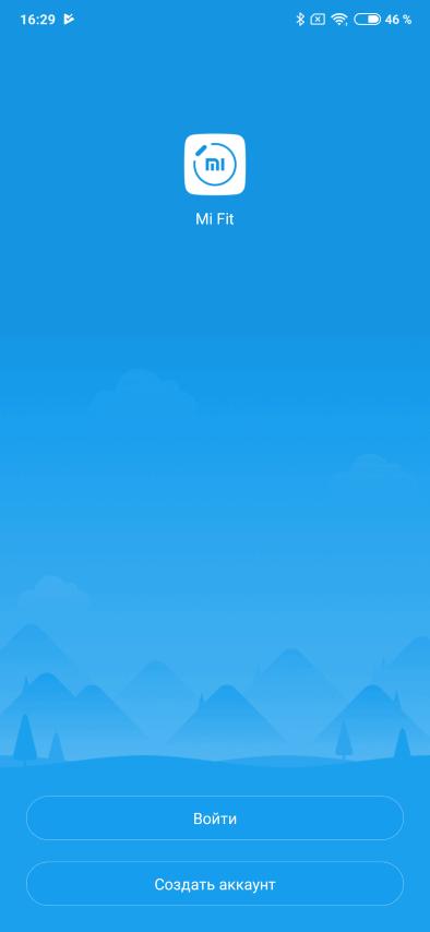 Первый запуск Xiaomi Mi Fit