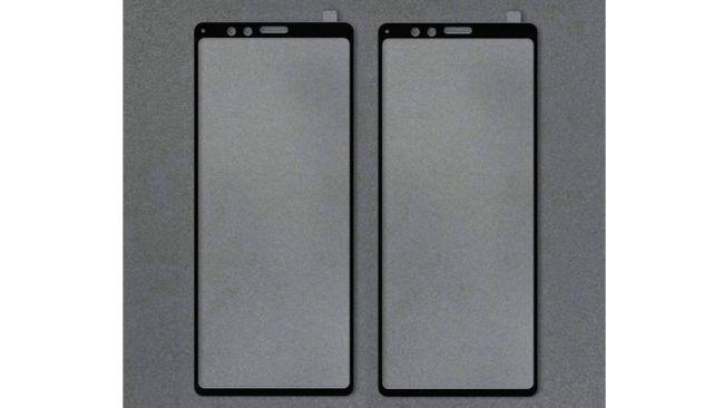 Защитные стекла на Sony XZ4