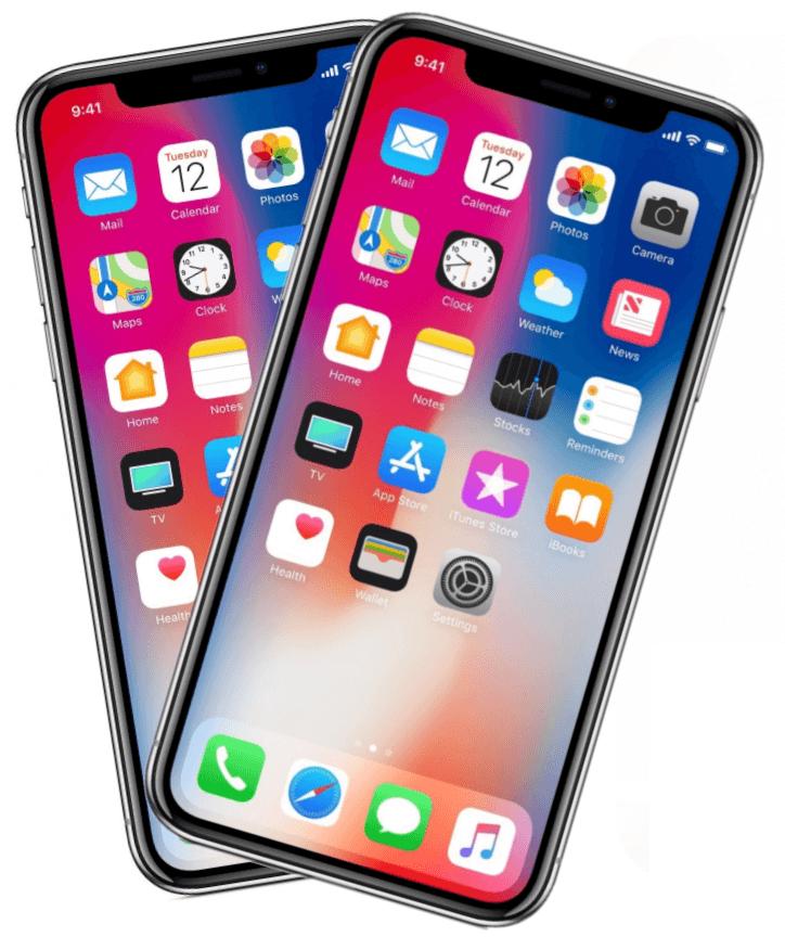 Потрясти iPhone для отмены