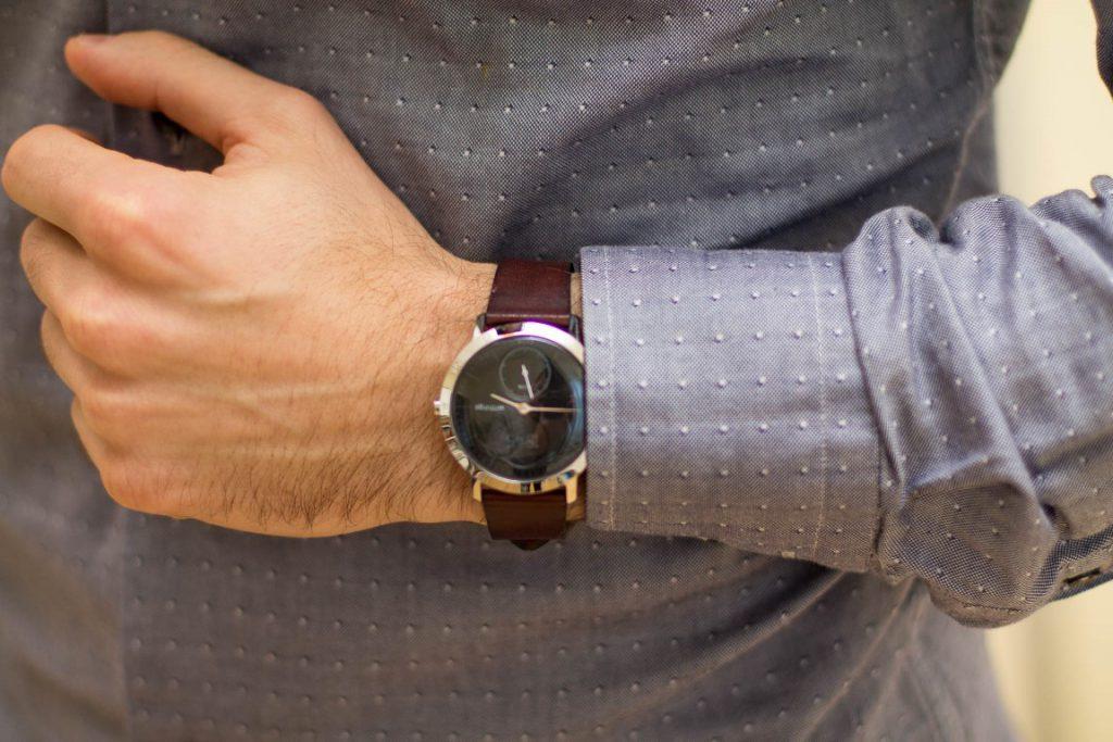 Часы nokia steel hr 36mm отзывы