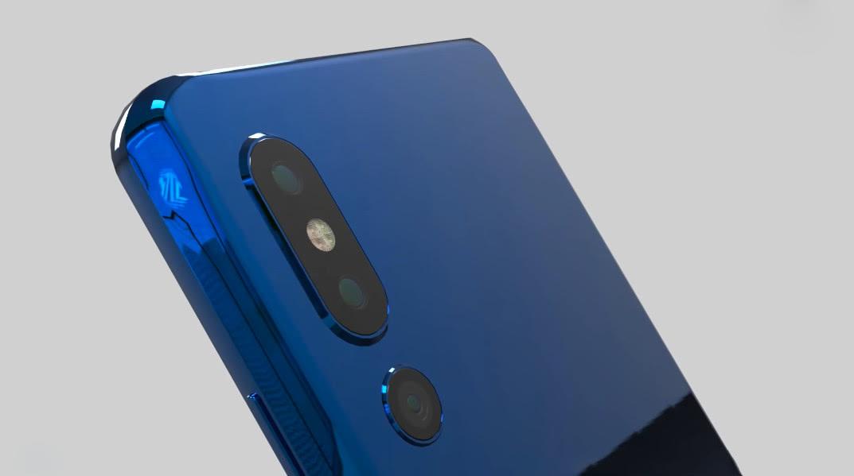 3 камеры Xiaomi Mi 9