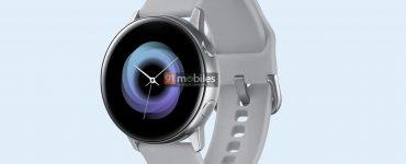 Последние утечки по Samsung Galaxy Watch Active