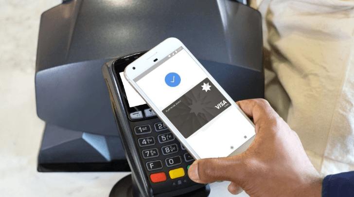 Как платить телефоном вместо карты