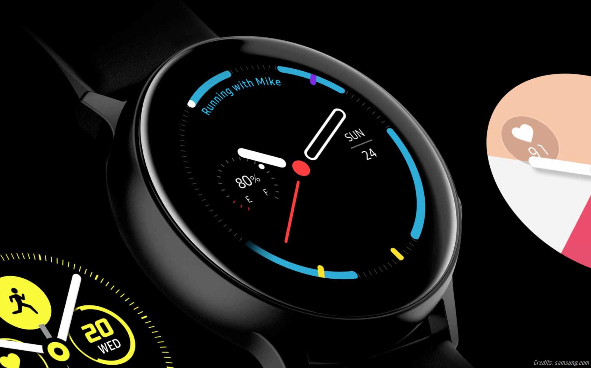 приложения для galaxy watch