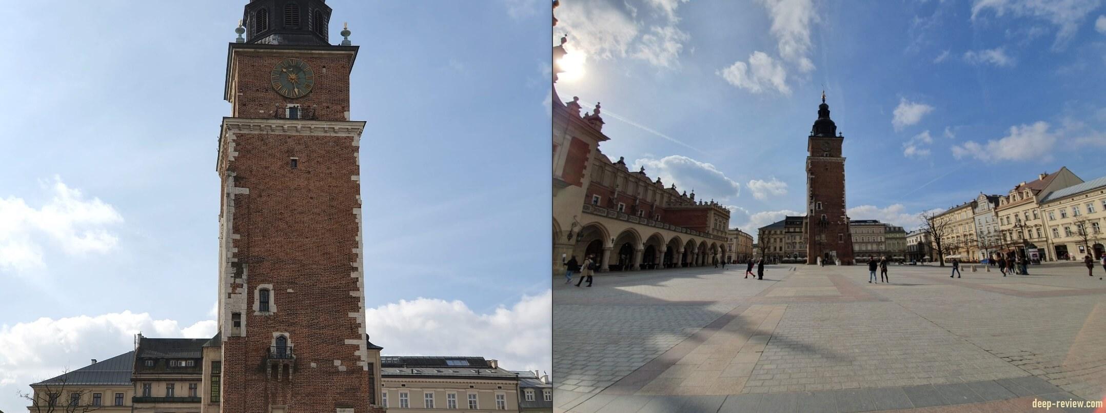Примеры снимка на разные линзы камеры смартфона