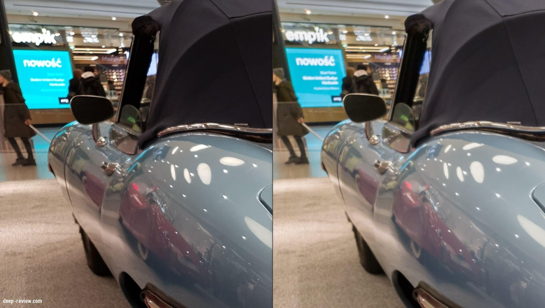 Сравнение-3 JPEG-фото с RAW-файлом на Galaxy S10