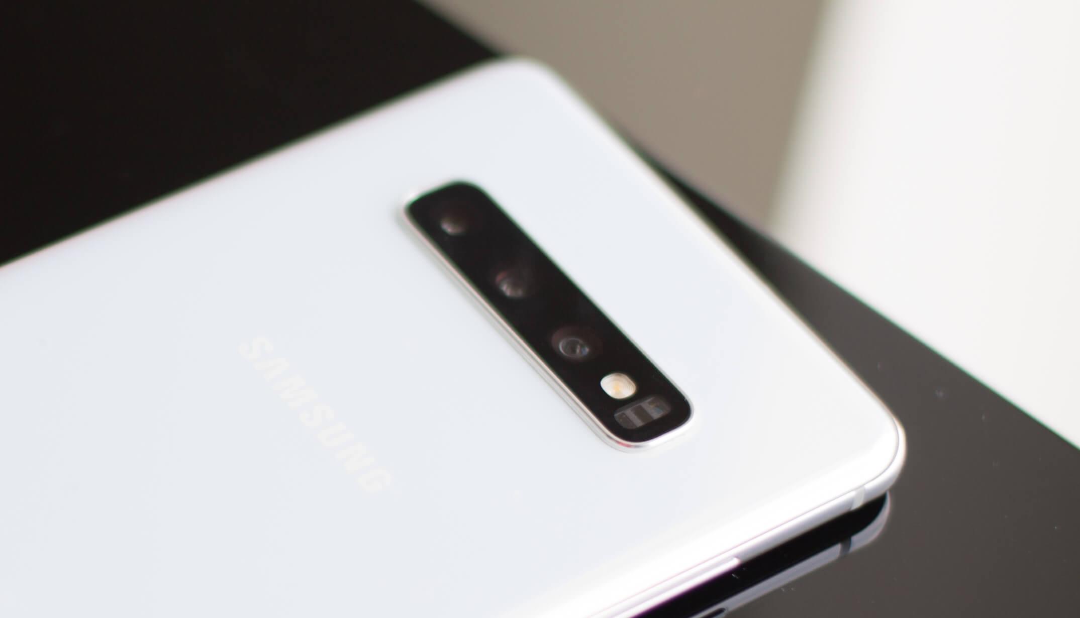 Подробный обзор и сравнение камер Galaxy S10