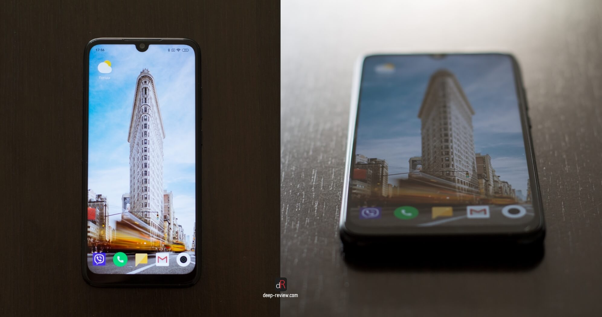 Яркость падает при углах обзора экрана Redmi Note 7