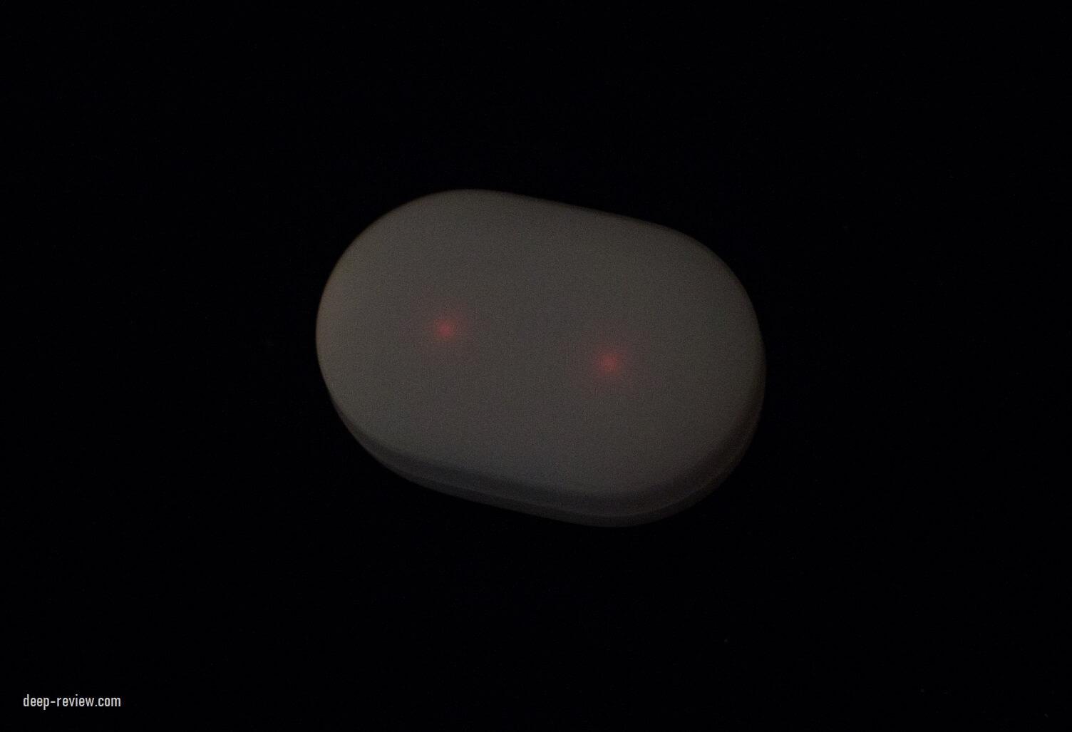 Полупрозрачная крышка кейса Xiaomi AirDots