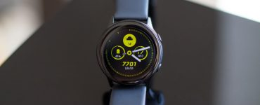 обзор samsung galaxy watch active