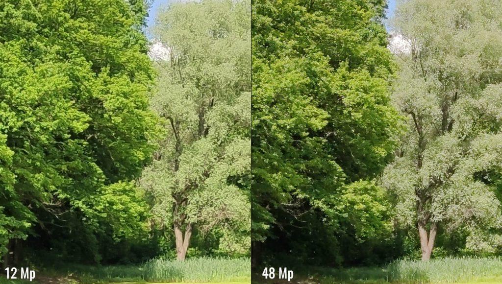 Детальное сравнение камеры Xiaomi Mi 9