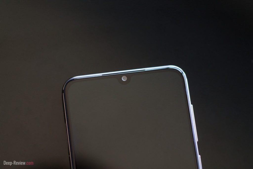 Экран, селфи-камера и разговорный динамик Xiaomi Mi 9 SE