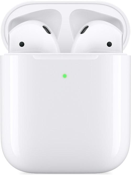 Индикатор зарядки беспроводного кейса от Apple AirPods