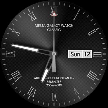 Элегантный циферблат для часов Samsung Galaxy Watch или S3 S2