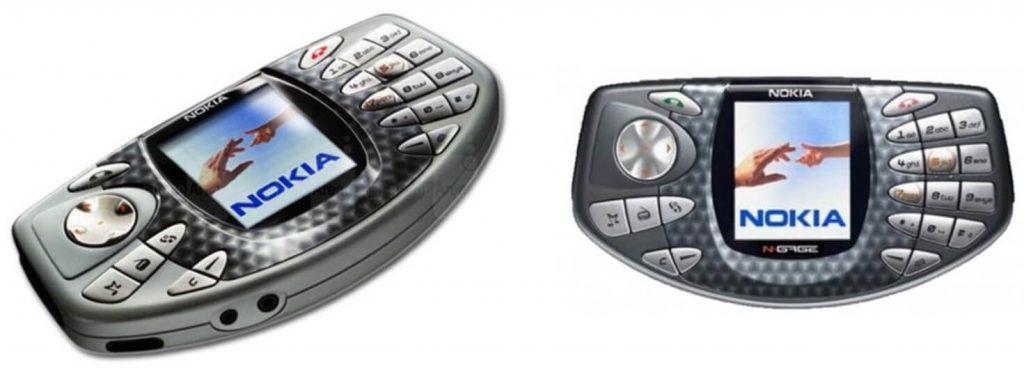 Телефон Nokia N-Gage