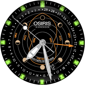 Oris циферблат для Samsung Galaxy Watch