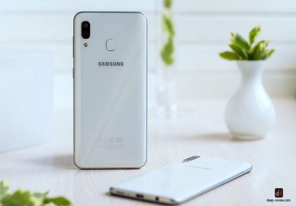 Galaxy A50 или Galaxy A30
