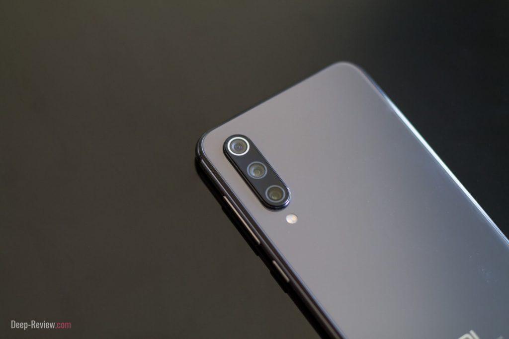 Основная камера и вспышка на Xiaomi Mi 9 SE