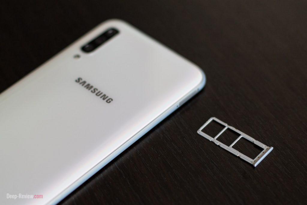 Лоток SIM-карты от Galaxy A70