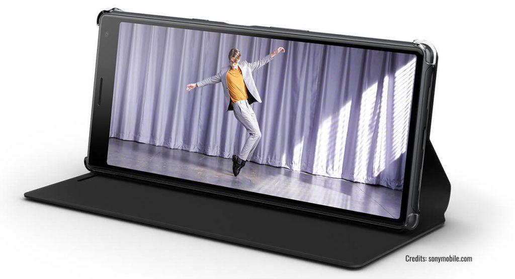 Смарт-чехол для Sony Xperia 10