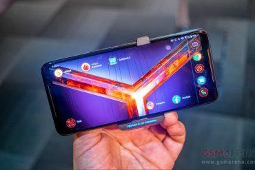 Asus анонсировала игровой смартфон ROG Phone 2