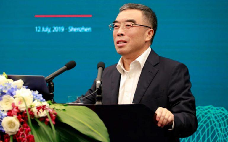Выступление Лян Хуа, председателя Huawei