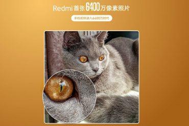 Redmi работает над новым 64 Мп смартфоном