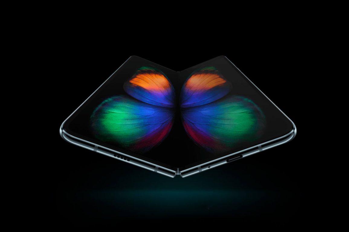 Старт продаж Galaxy Fold назначен на сентябрь