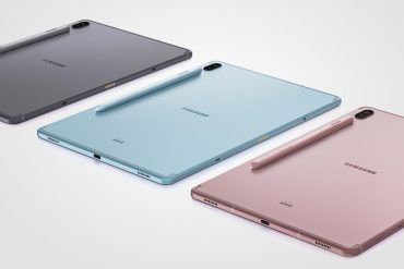 samsung представила планшет Samsung Galaxy Tab S6