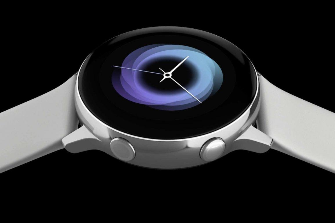 Samsung анонсирует новую версию Galaxy Watch Active 2 с ЭКГ