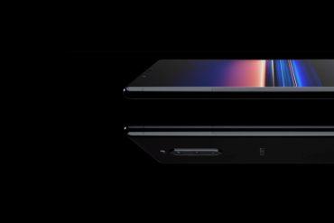 Первый смартфон Sony с гибким экраном
