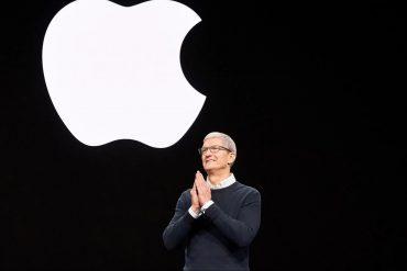 Apple CEO Тим Кук