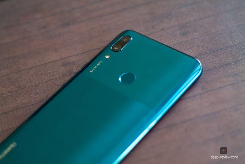 задняя сторона смартфона Huawei P Smart Z