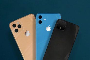 какие смартфоны выйдут осенью 2019