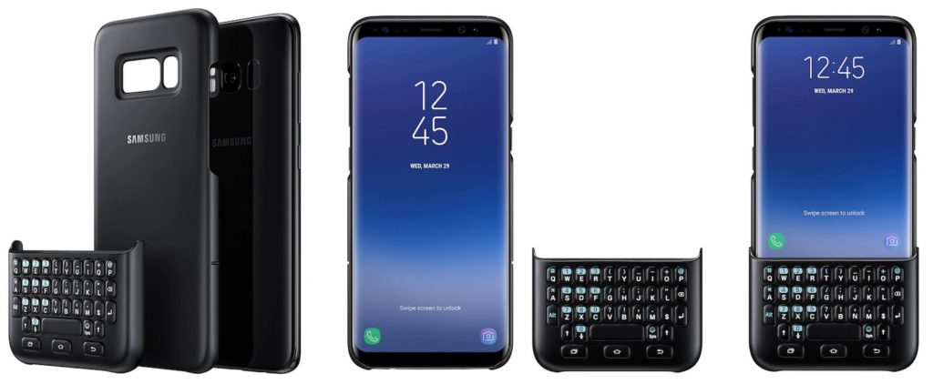 клавиатура для Samsung Galaxy смартфонов