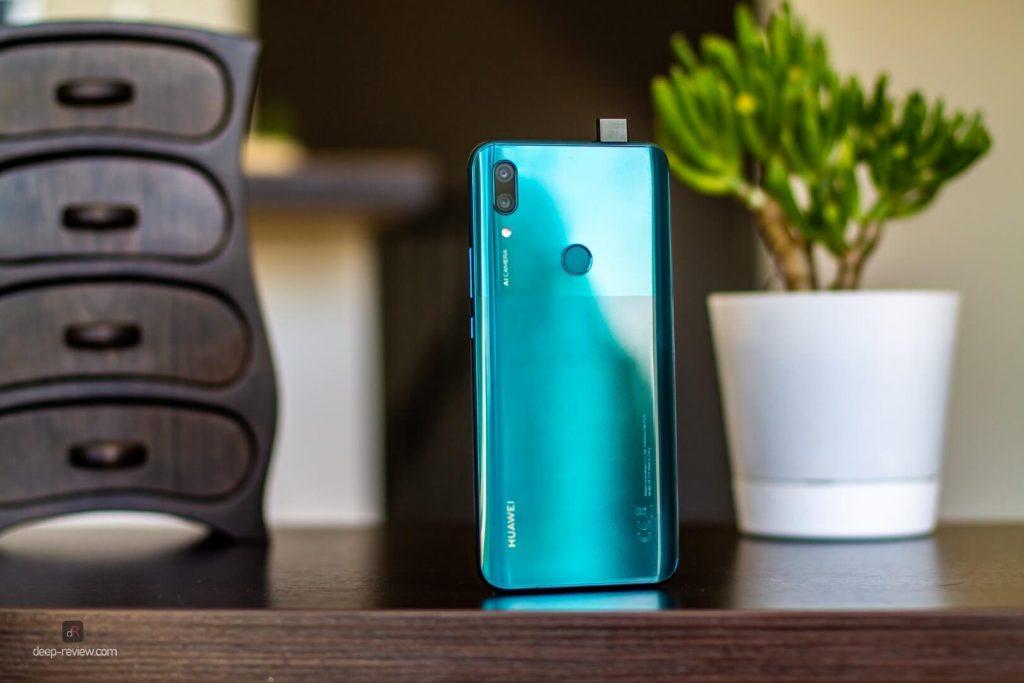 дизайн Huawei P Smart Z
