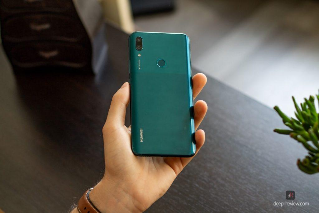 Huawei P Smart Z в руках
