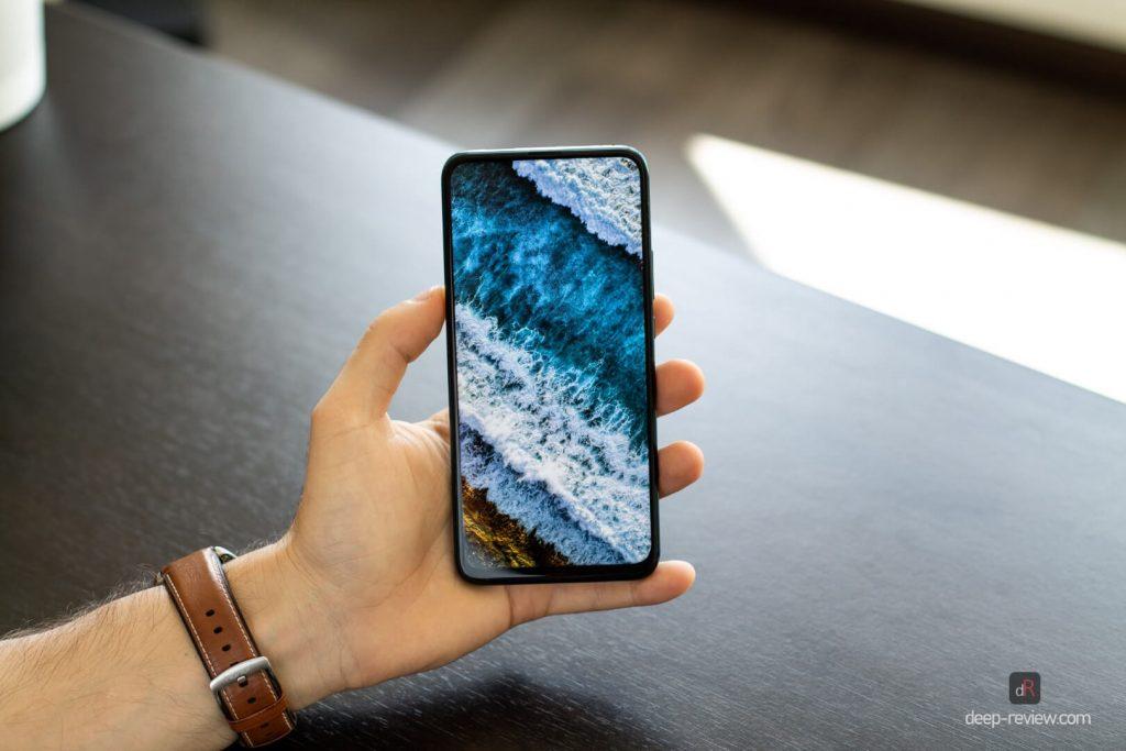 качественная матрица Huawei P Smart Z