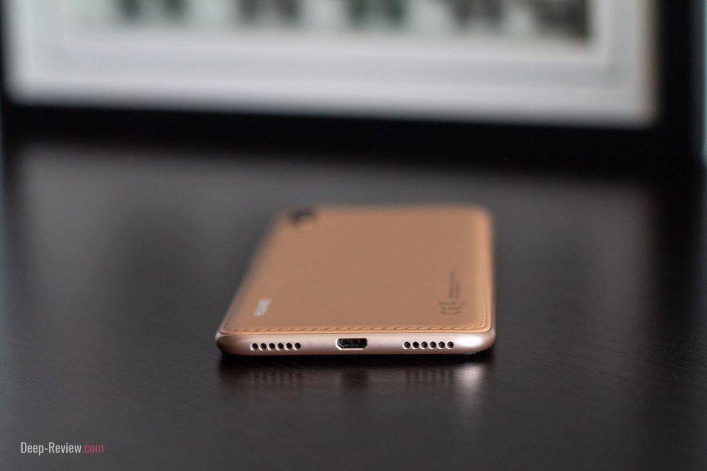 нижняя рамка Huawei Y6 2019
