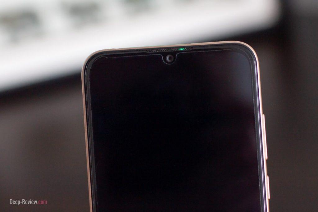 LED-индикатор пропущенных уведомлений на Huawei Y6