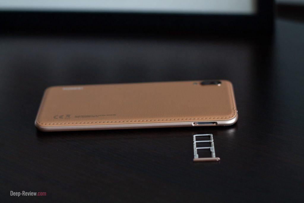 лоток для SIM-карт Huawei Y6