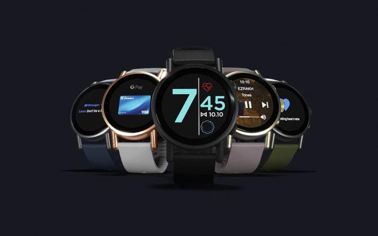 Misfit Vapor X Google Wear OS смарт-часы