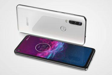 Motorola One Action - первый смартфон с экшн-камерой