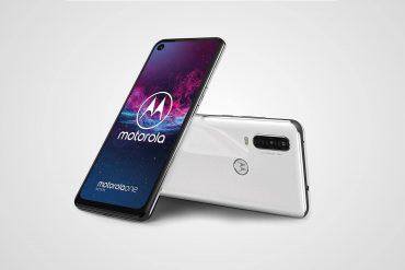 утечка раскрыла информацию касательно Motorola One Action