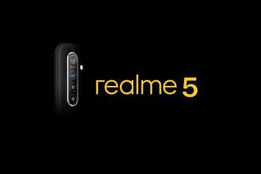 Realme 5 с камерой на 64 Мп