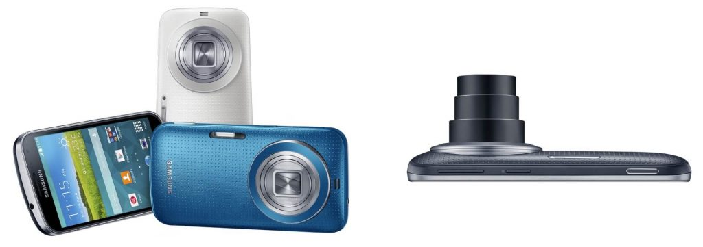 смартфон Samsung Galaxy K Zoom