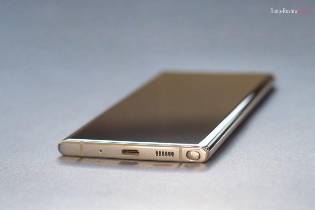 Samsung Galaxy Note 10+ нижняя часть